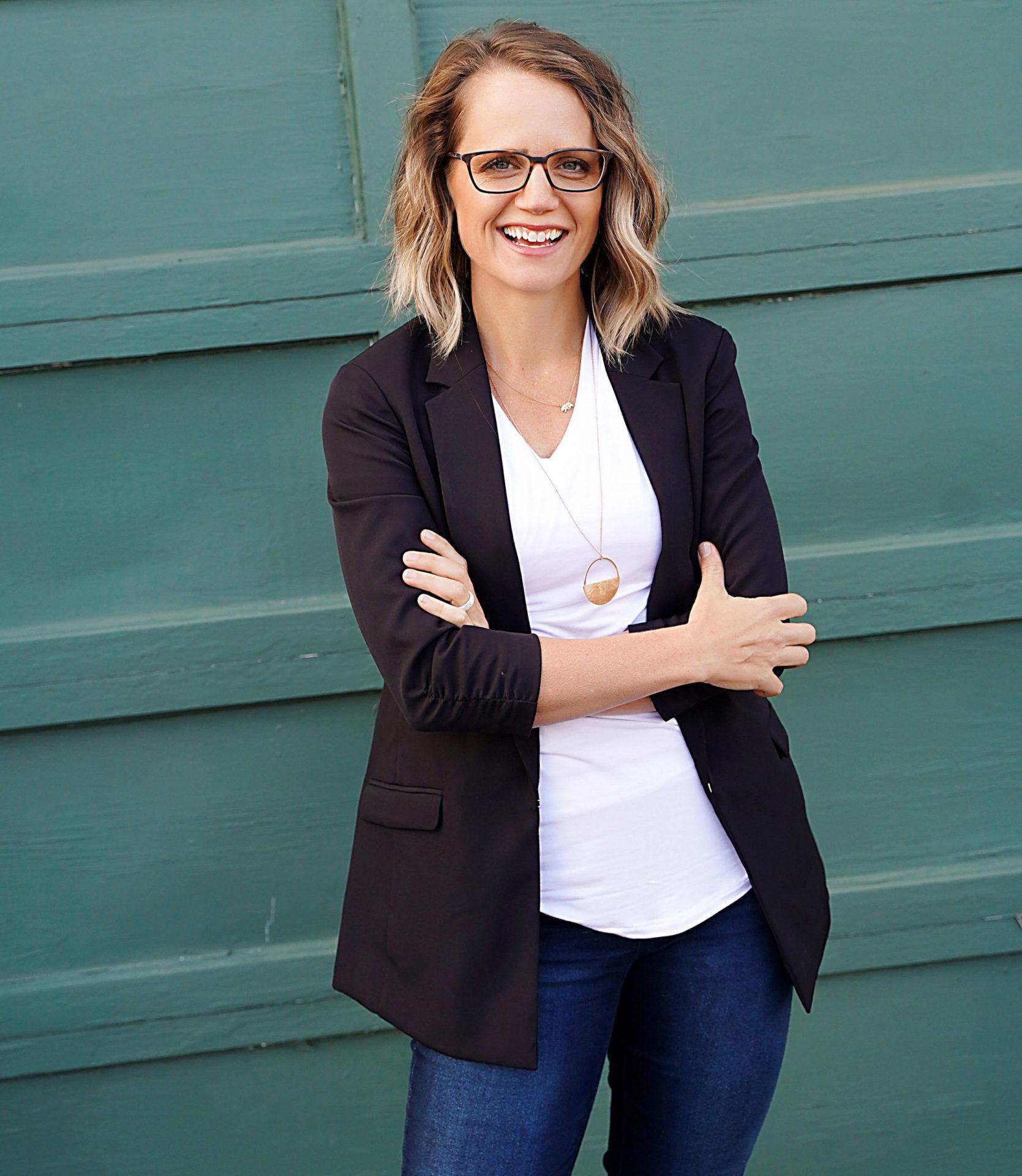 Portrait of Amanda Schneider of ThinkLab